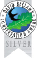 David Bellamy Conservation Silver Award